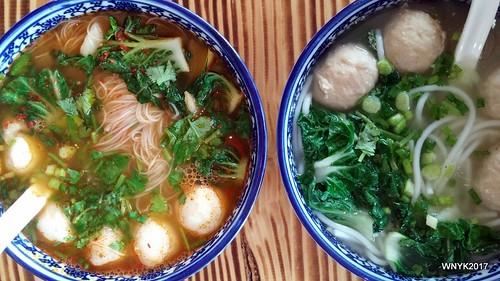 Twin Noodles