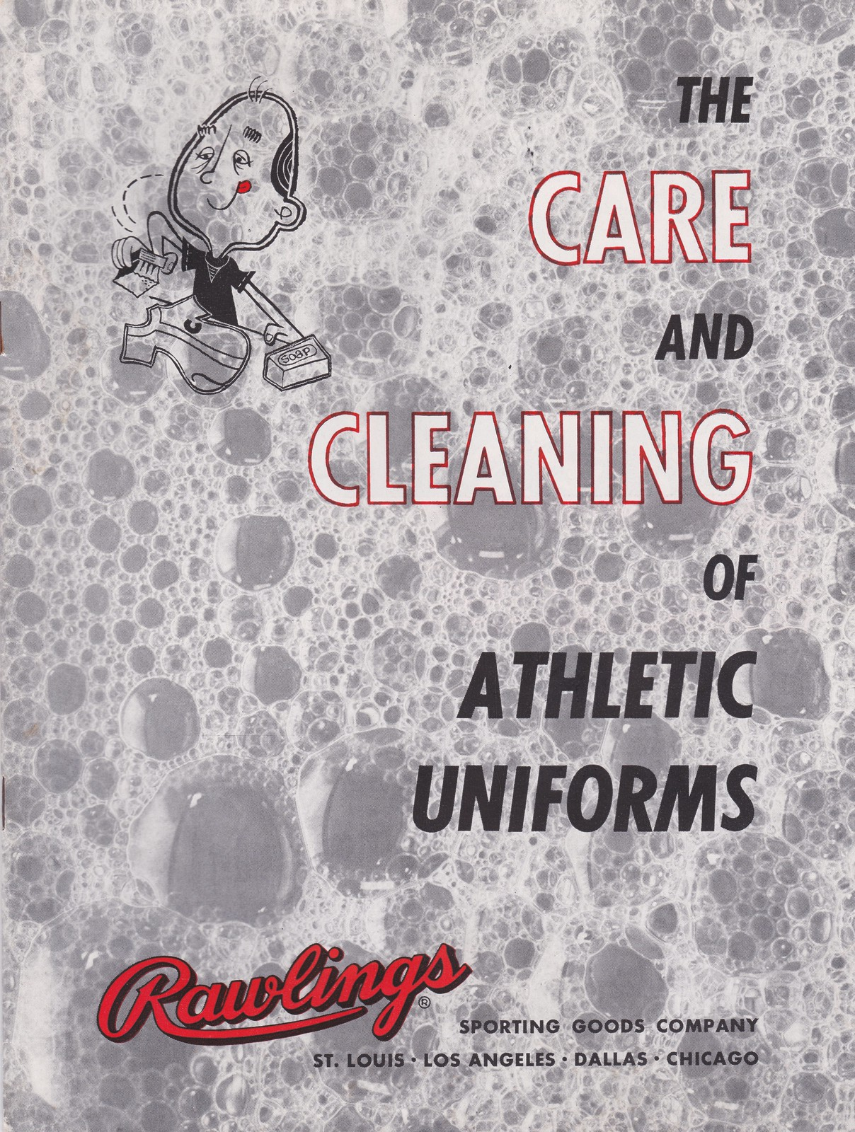 f8ac72fa45ad The Care and Cleaning of Athletic Uniforms