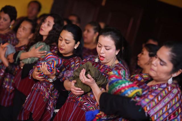 Festival de las Culturas y el Deportes en Huehuetenango 2017