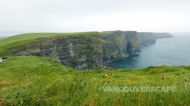 Railtours Ireland/Cliffs of Moher