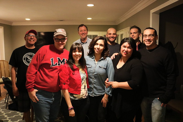2017 Native American TV Writers Lab - Day One