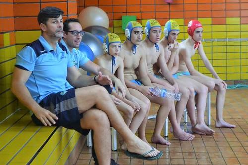 Cantera del Club Waterpolo Dos Hermanas