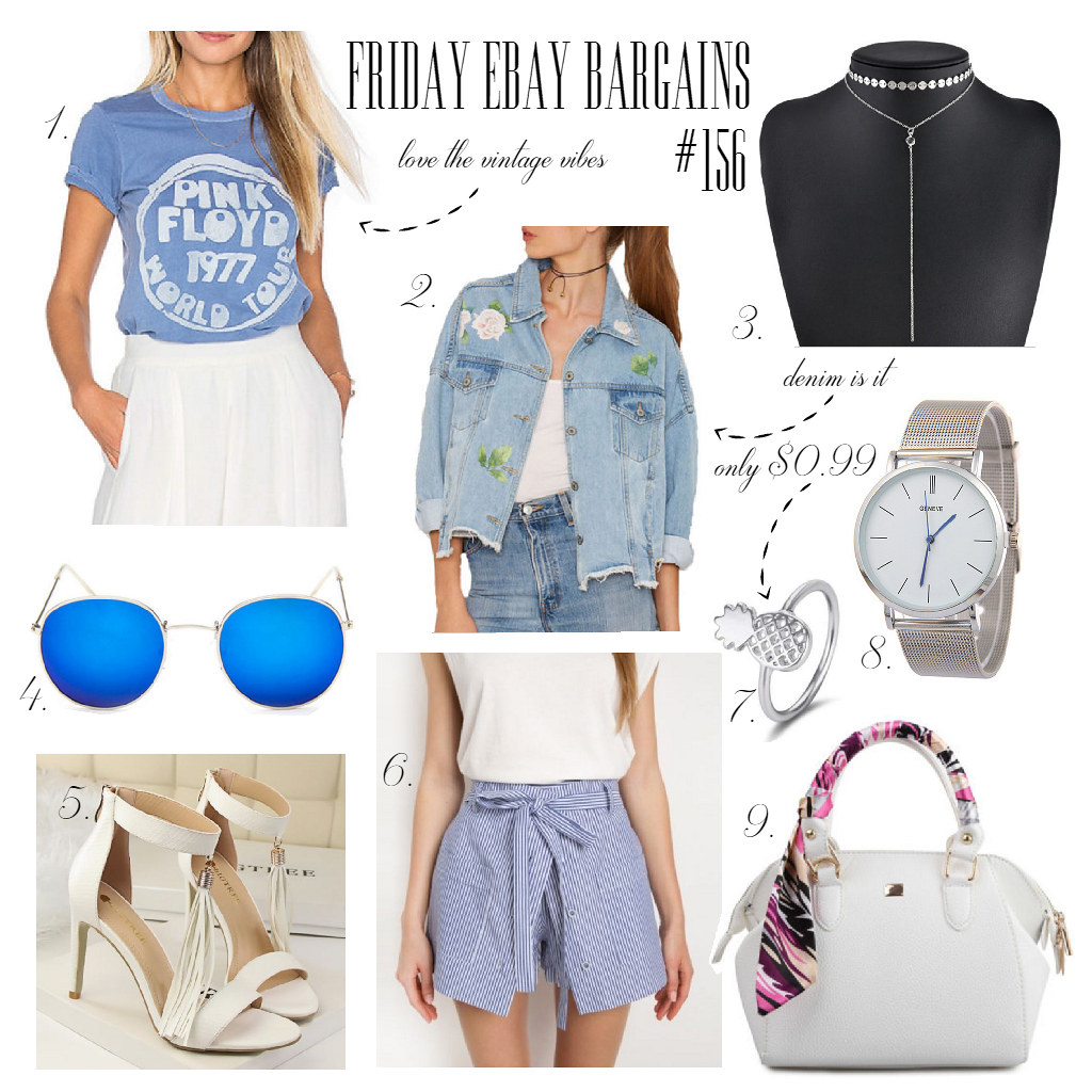 Friday Ebay bargains summer edition