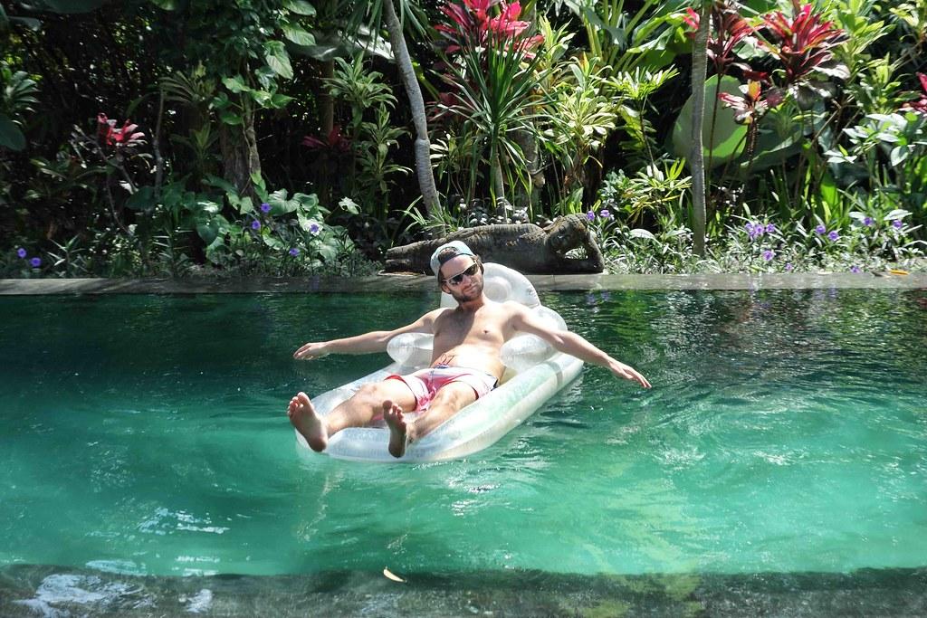 Bali - Ubud - Flo - Pepouz