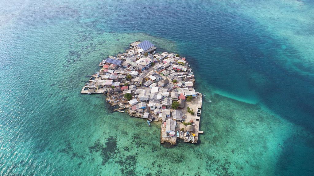 Pulau-Pulau Yang Mempunyai Penduduk Terpadat di Dunia