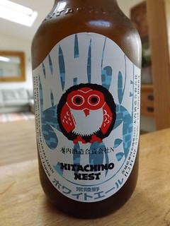 Hitachino Nest, White Ale, Japan