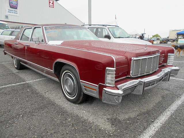 1976 Lincoln Continental Town Car Spring Carlisle April 2 Flickr