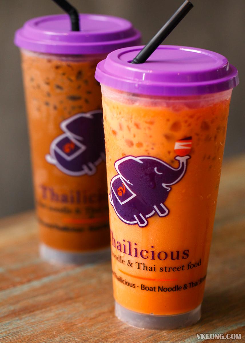 Thailicious Thai Milk Tea Coffee