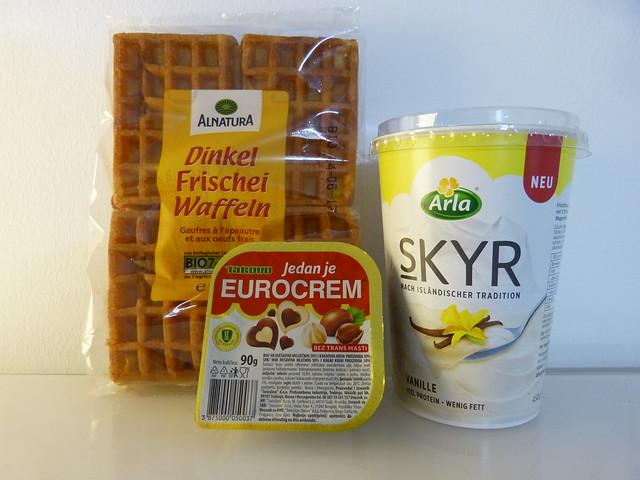 Eurovision Song Contest dessert