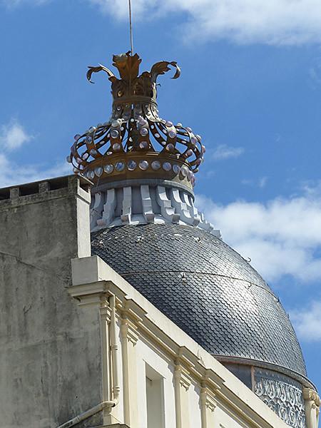 le toit du regina