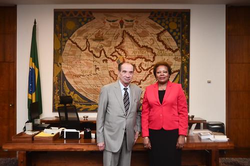 Secretária Executiva visitou Brasil
