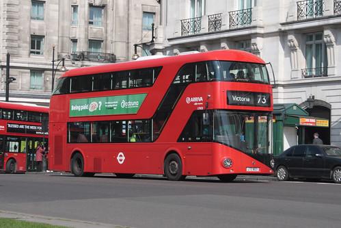 Arriva London LT823 LTZ1823