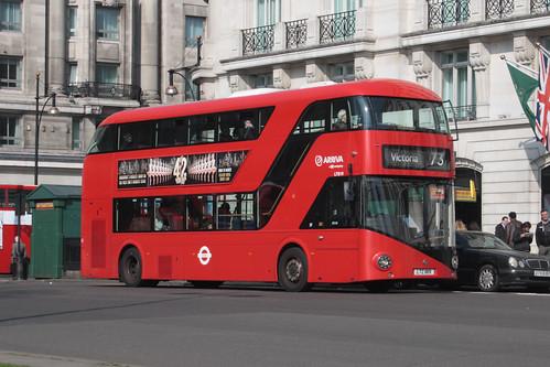 Arriva London LT819 LTZ1819