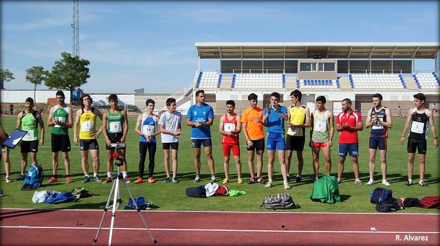Campeonato de Andalucia de Clubes de 2ª División 2017 (Carmona)