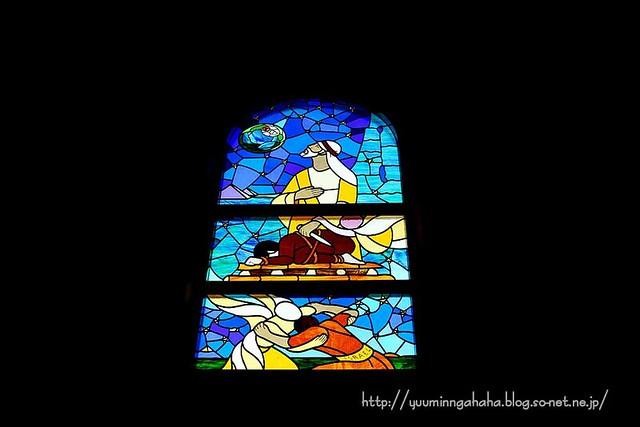 カトリック弘前教会 ステンドグラス