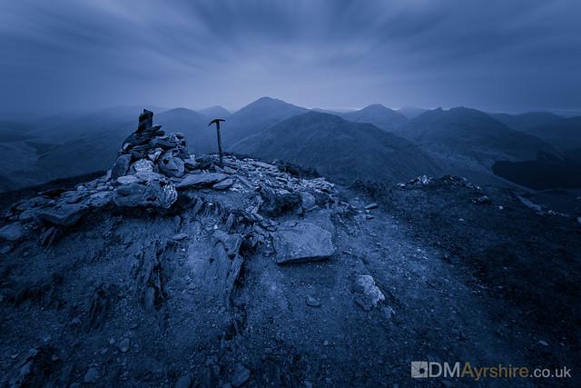 Beinn an Lochain Summit LE [5D4_2322]