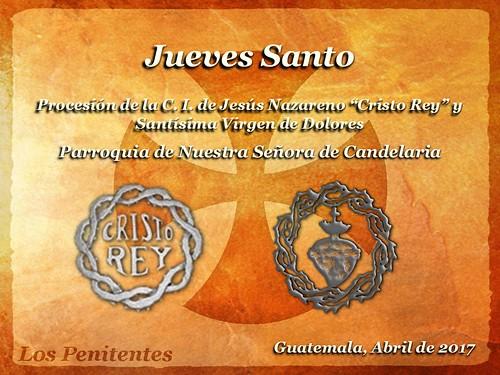Jueves Santo Candelaria
