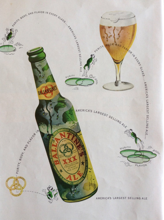 Ballantine-1948-jumping-frogs