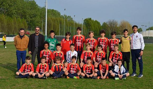 Esordienti 2004 Virtus alle finali del campionato provinciale!
