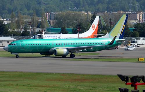 Boeing 737-8AS(WL) Ryanair LN6406