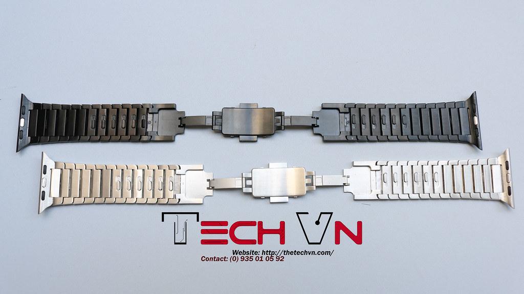 dây apple watch link bracelet 4