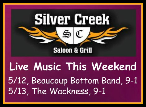 Silver Creek Poster 5-12-17