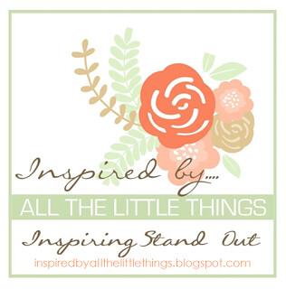 Inspired by All the Little Things - Weekly Standout Badge