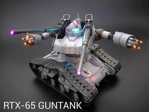 Rtx-65 Guntank + Led