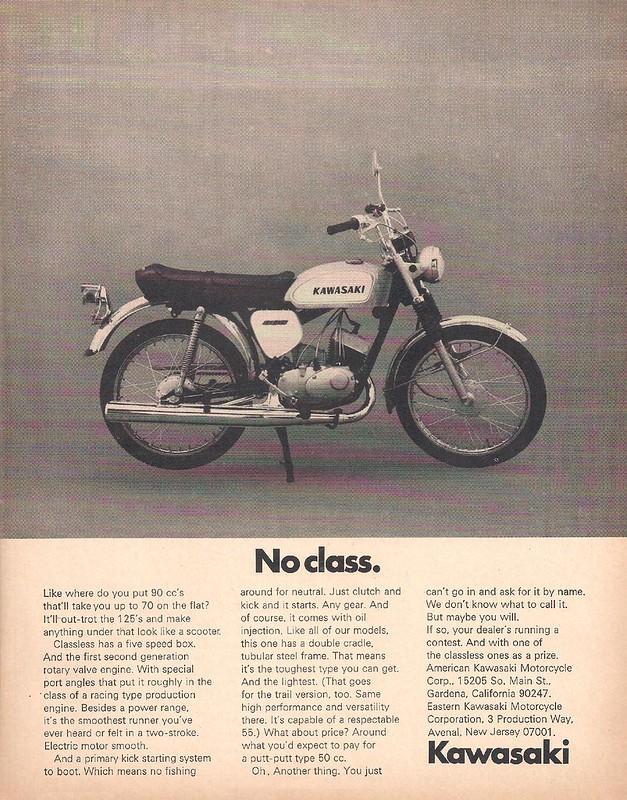 Kawasaki 1969
