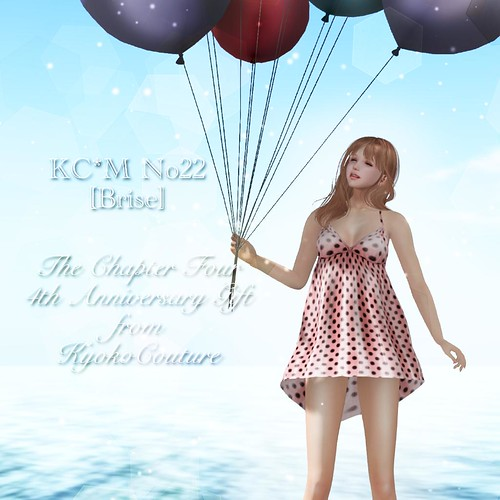 KC*M No.22[Brise](TCF 4th Anniv gift)