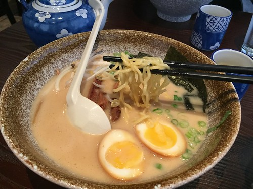 Food Notes for May 15, 2017 – Only Here for the Food