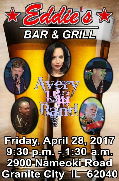 Avery Hill 4-28-17