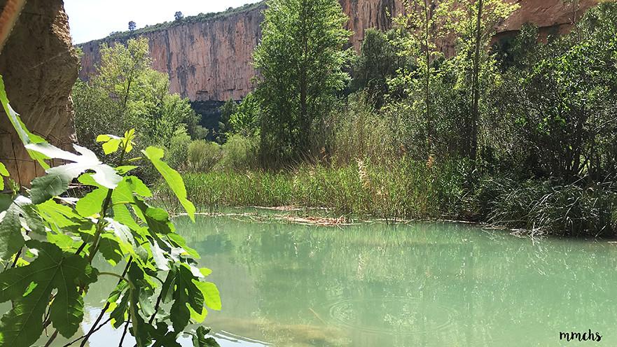 rio Turia por chulilla