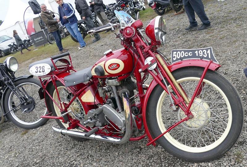 Lady Antwerpen 500 Rudge 1931 (Belgique)  34399621242_f348fe7ef1_c