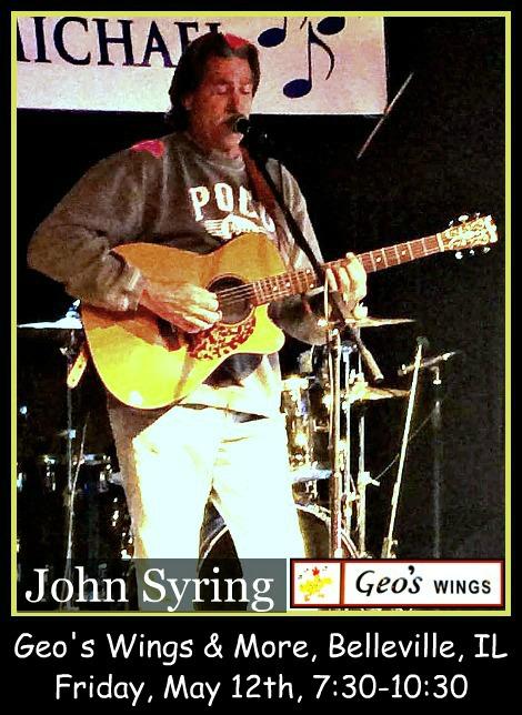 John Syring 5-12-17