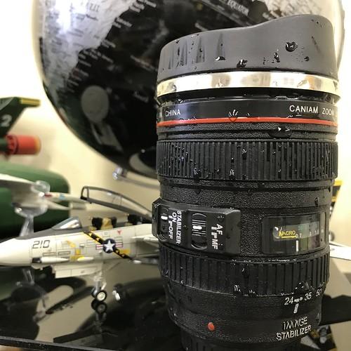 EF Lens Cup