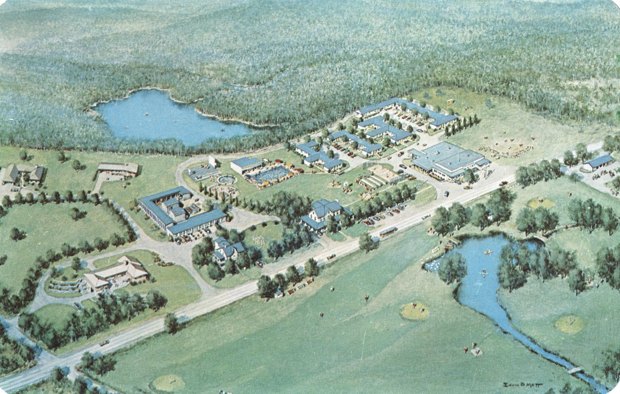 Fernwood - Bushkill, Pennsylvania