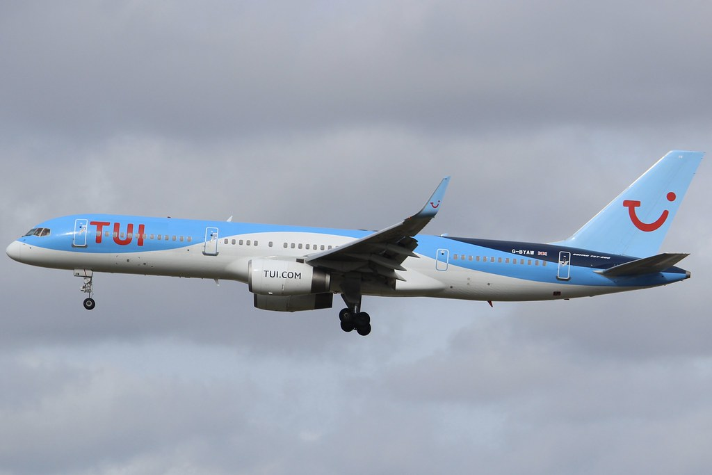 Tui Flying Pencil Thomson Airways Like All Of The