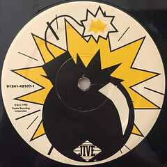 JAZZY JEFF & FRESH PRINCE:BOOM! SHAKE THE ROOM(LABEL SIDE-A)