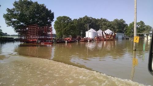 Prairie County Flooding