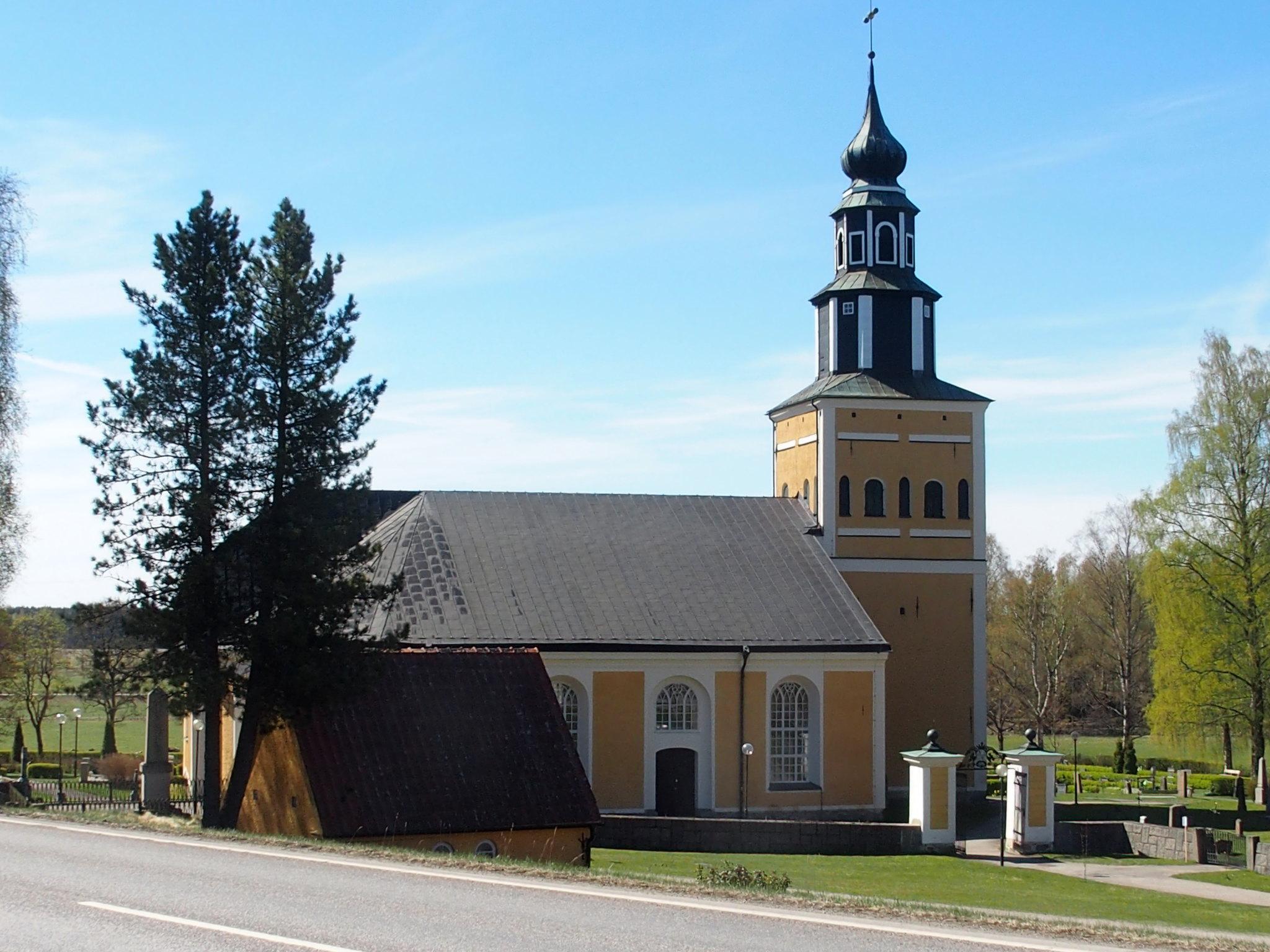 Aktiv kyrka?