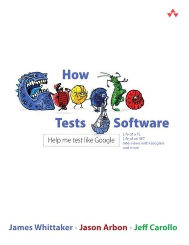 How Google Test Software