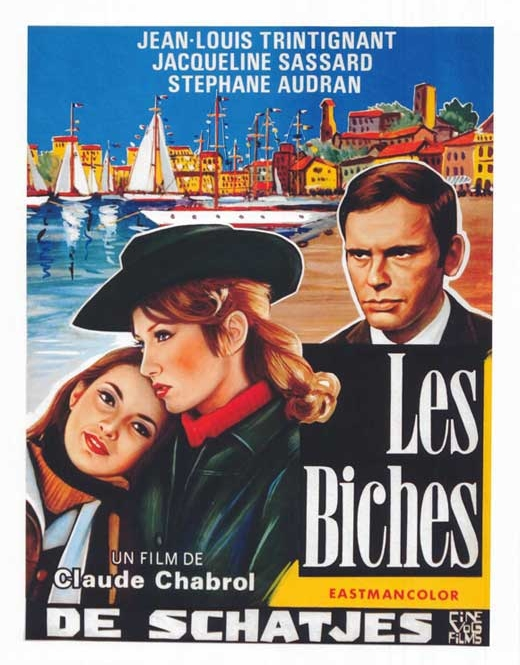 Les Biches - Poster 1