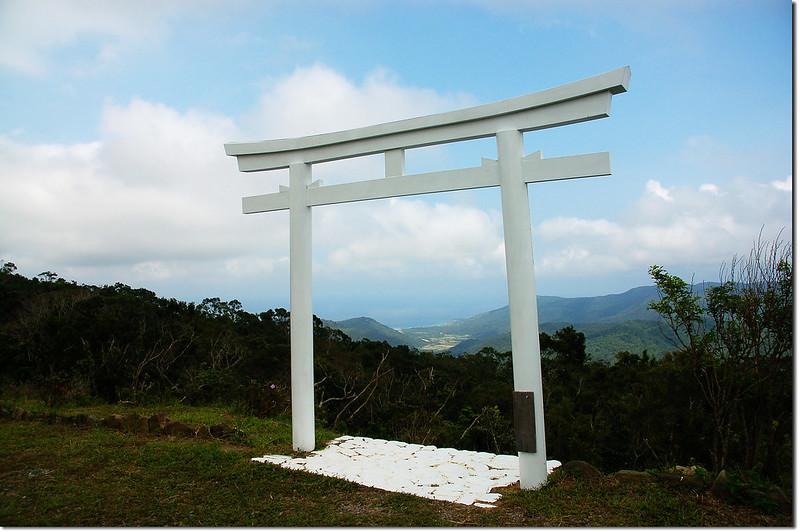 高士神社鳥居