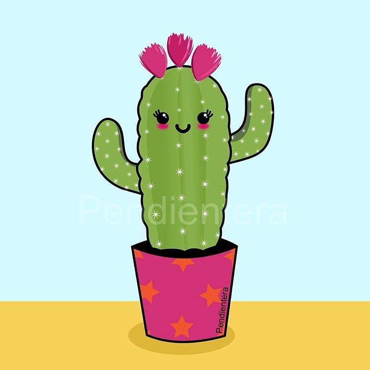 Cactus Dibujo Cactus Y Title