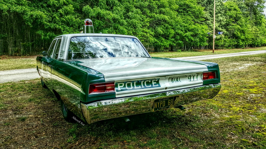 1968 Plymouth Fury   old police car   Retired Fury from the …   Flickr