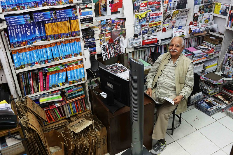The Delhi Proustians - Life With Marcel in Bahrisons Booksellers & Vasant Vihar