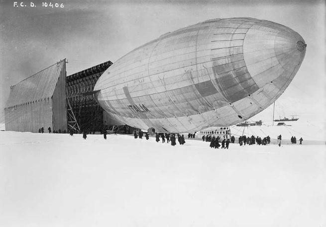 Image result for hanger built for Umberto Nobile