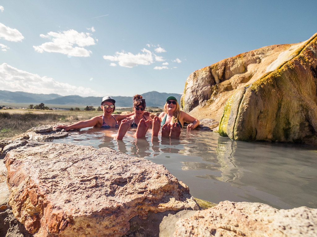 Travertine Hot Springs-12