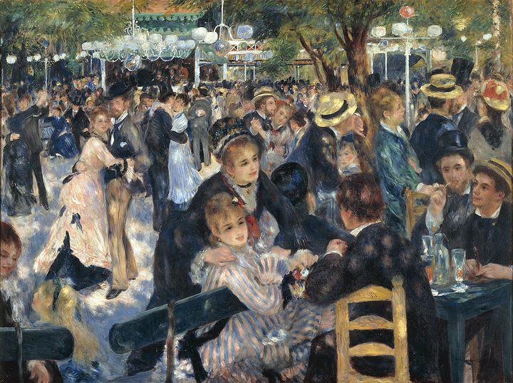 Moulin Galette - Renoir